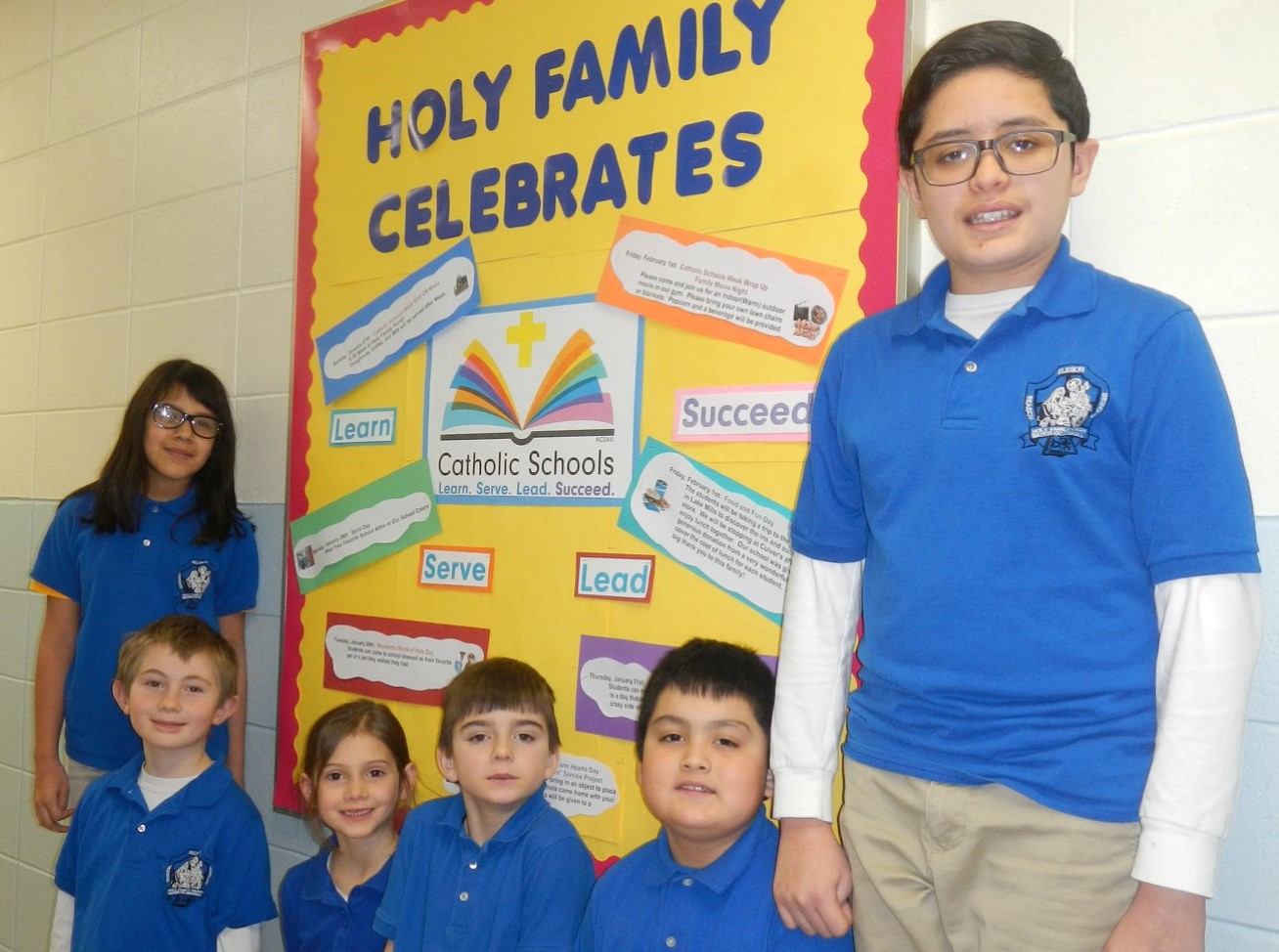 Catholic School Week 2019